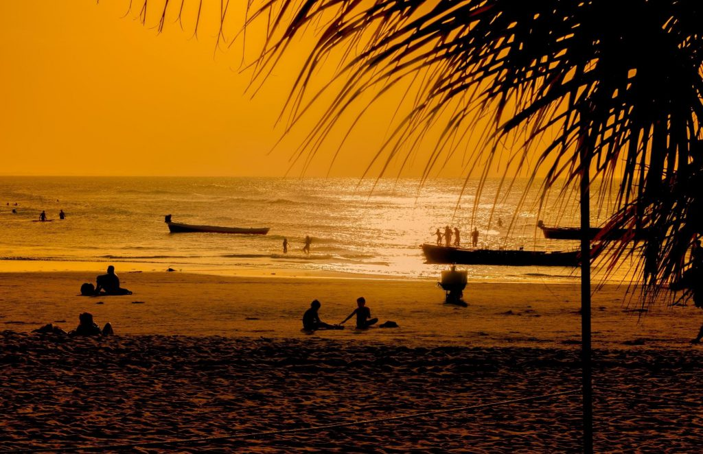 Ceara beach, a haven of domestic tourism in Brazil
