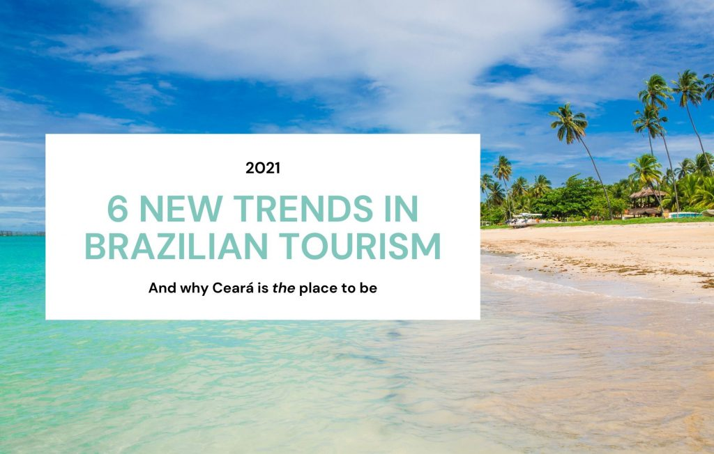 6 new trends in brazilian tourism